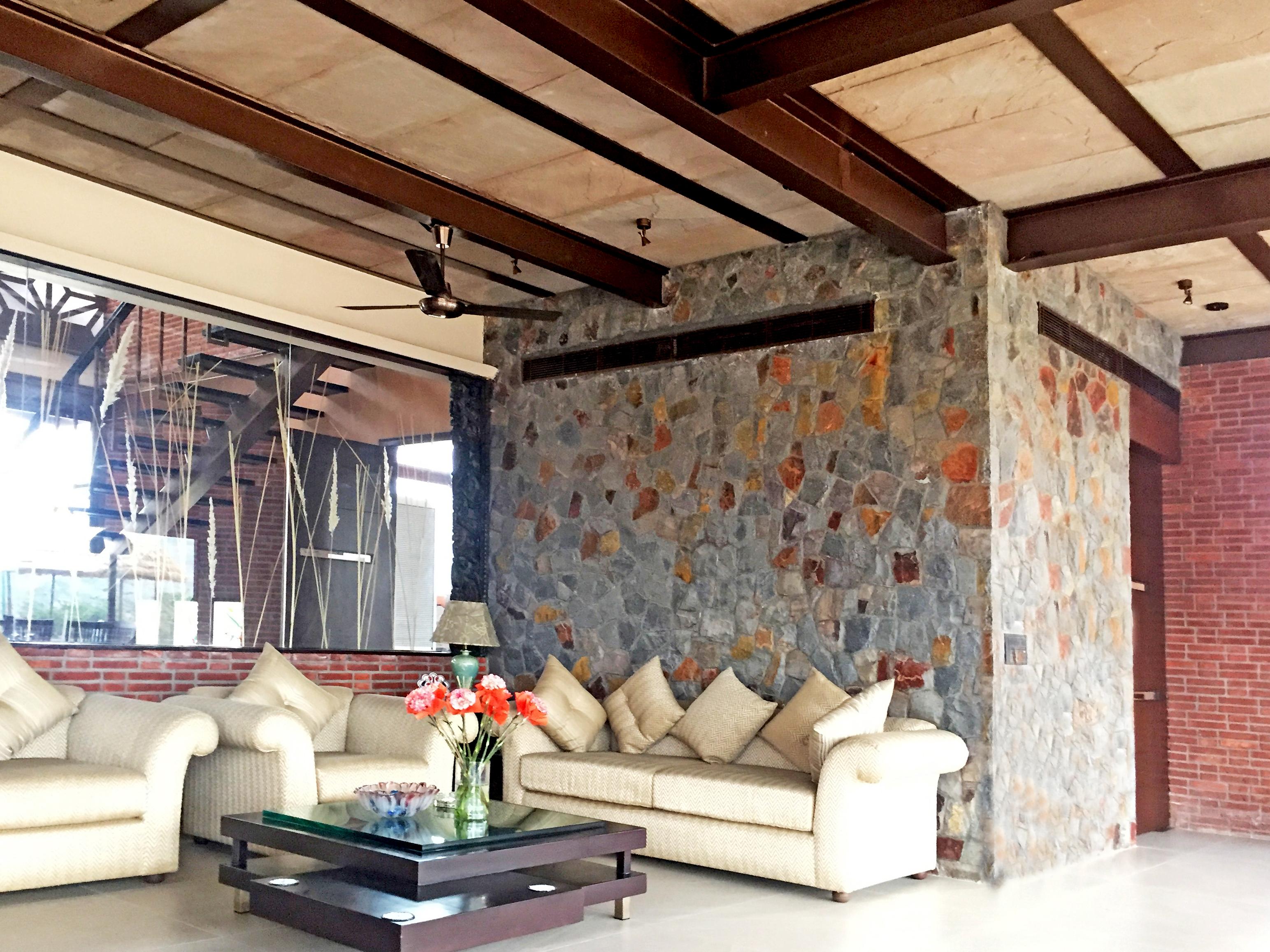 Drawing Room - Architecture Interior Design Gurgaon Delhi India