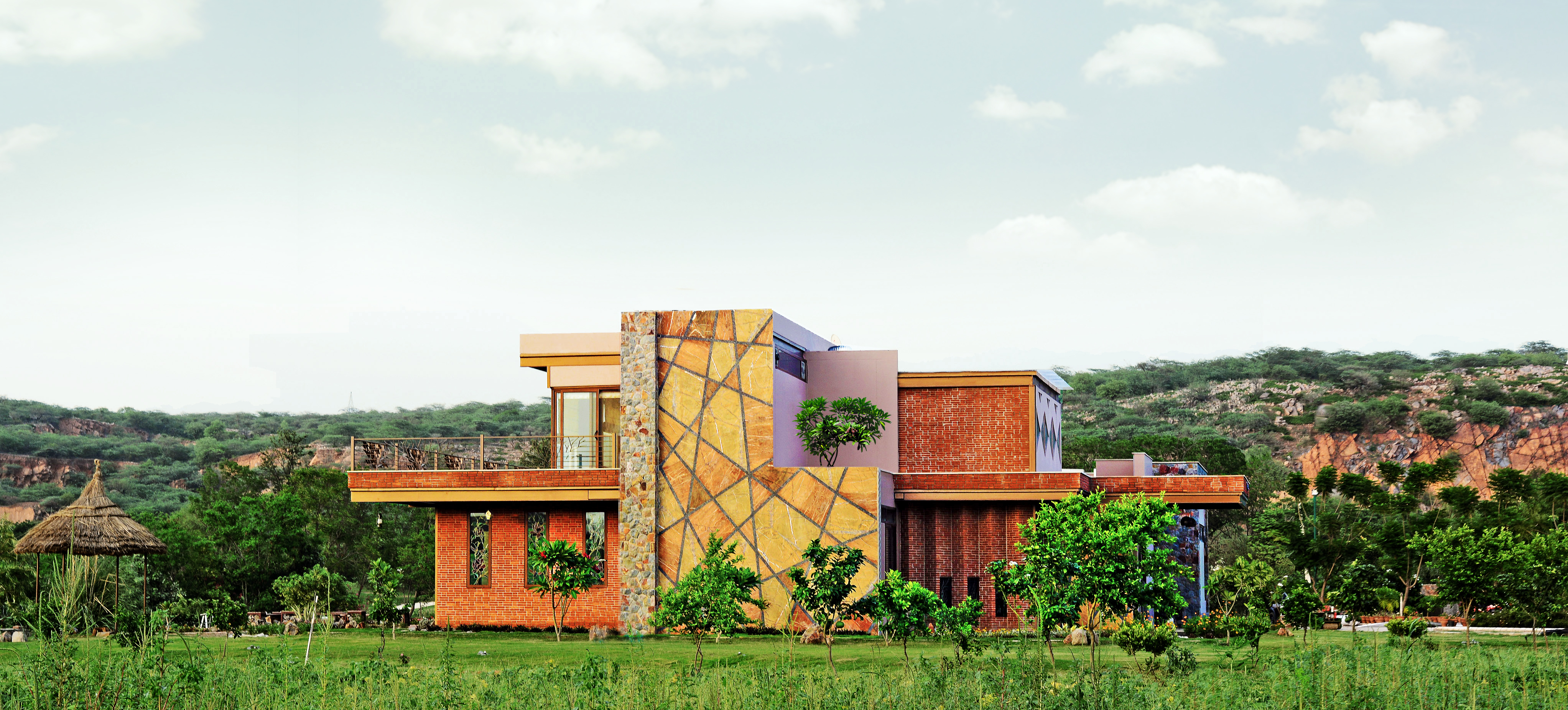 Farm House Architecture